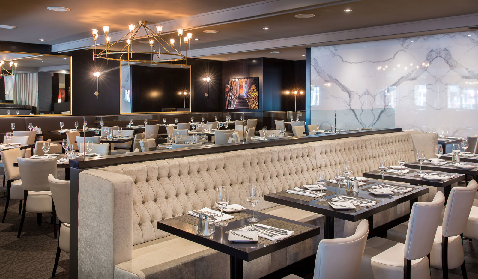 Restaurant and bar interior design firm ottawa sfda